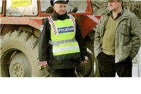 Policija kazneno i prekršajno prijavila 13 seljačkih prosvjednika