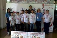 Učenicima OŠ Virovitica četiri medalje na državnom sportskom natjecanju
