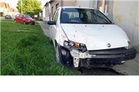 Sa 1,48 promila alkohola zaspao za volanom i udario u parkirani fiat