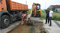 Nastavljaju se aktivnosti na uređenju ulica u gradu Virovitici