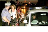 Bicikle voze pijani, bez svjetala i bez reflektirajućih prsluka