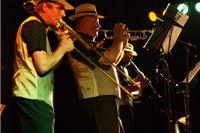 Vrhunska svirka Dixilend banda Čakovec na ljetnoj pozornici Gradskog parka u Virovitici