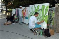 Grafiti: Urbani most donio četiri nova rada