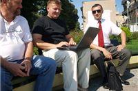 U centru grada besplatno se može surfati internetom