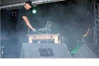 DJ Kiro na Haus music partiju