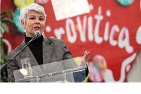 Predsjednica Vlade Jadranka Kosor u ponedjeljak u Virovitici