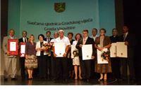 Dodijeljene plakete i zahvalnice Grada Virovitice