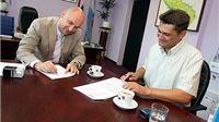 Potpisan ugovora o adaptaciji zgrade bivšeg katastra