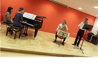 Komorni koncert: nastupili  Yelena i Anthon Wainman i Oliver Thorn-Seshold