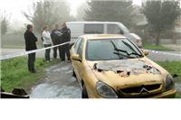 U vožnji planuo automobil, gasili ga susjedi i prolaznici