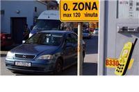 Kirin: Plaćanje parkiranja putem mobitela je luksuz!