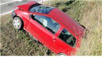 Suvozačica (66) poginula u razbijenom twingu