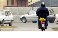Pijani mopedist sa 3,02 promila alkohola završio u pritvoru