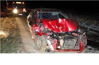 Automobilom udarila prikolicu, ozlijeđene dvije sestre i brat