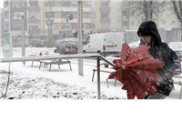 Snježni pokrivač sve deblji, prometnice prohodne