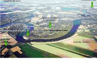 Hrvatske vode izmišljajući radove na Dravi pokušavaju ozakoniti nelegalno kopanje šljunka