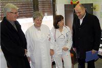 Viro donirao 50,000 kuna vrijednu opremu dječjem odjelu Opće bolnice Virovitica