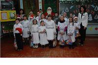 Radost Božića u područnoj školi Lukač - zahvala Kazalištu Virovitica