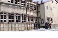Ministar u svibnju 2009. otvorio radove i zaboravio na školu