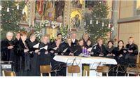 Pjevači Zrinskog i prijatelji oduševili posjetitelje