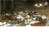 U Parku prirode Papuk novo divlje odlagalište otpada