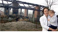 Vatra progutala 2000 bala slame, šteta veća od 30.000 kuna