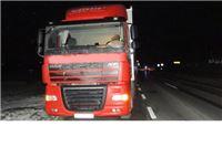 Kamion zamalo pregazio pijanog 60-godišnjeg pješaka