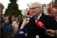Ljubo R. Weiss: Ajmo blatiti predsjednika Josipovića...