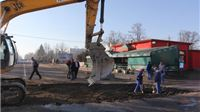 Započeli radovi na izgradnji Sabirnog južnog kolektora III sa retencionim bazenom