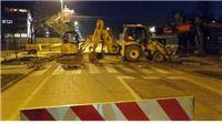 Do 13. veljače Gajeva ulica zatvorena za promet