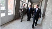 Potpredsjednik Vlade RH i ministar Božidar Pankretić obišao buduću zgradu Veleučilišta u Virovitici