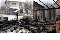 Vatra progutala tri praseta, dva janjca i krovište objekta