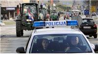 Traktori na turneji, ali ne blokiraju promet