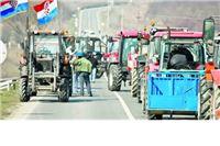 Seljaci prijete da će potpuno blokirati sve državne ceste