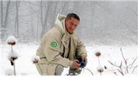 Na prvi dan proljeća na Papuku 15 centimetara snijega