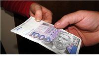 Novčanica od 1000 kuna bez srebrne niti u opticaju