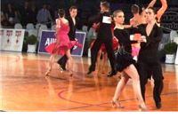 Davor i Gabi u 1/4 finalu državnog prvenstva u latinu