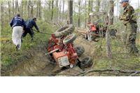 U prevrtanju traktora lakše ozlijeđen Petar D. (58)