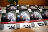 Predstavljena knjiga Žao mi je naroda Mile Bogovića