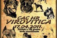 U Virovitici Svjetsko prvenstvo pasa tragača i Nacionalna izložba pasa svih pasmina