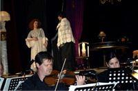 U Virovitici po prvi puta izvedena opera - Medij Carla Menottija i Kazališta Šibenik