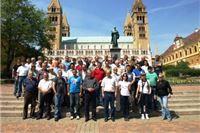 Grupacija vinogradarstva i voćarstva na stručnom putovanju u Mađarskoj