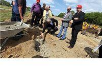 Položen temeljni kamen za izgradnju Doma za starije i nemoćne osobe