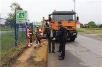 Izgradnja nogostupa u Vukovarskoj ulici i uređenje zelenih površina
