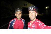 Biciklima od Zadra do Virovitice po noći, kiši i vjetru