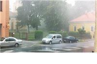 Olujno nevrijeme zahvatilo Virovitičko-podravsku županiju