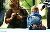 Natjecanje beba u puzanju