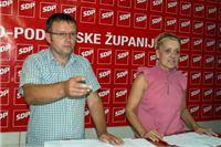 SDP: Ukidanje nadomjesnog prijevoza konačna presuda prugi Virovitica-Sirač