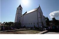 Posvećena crkva u Voćinu