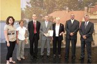 HGK-Županijskoj komori Virovitica nagrada za razvijanje međunarodne suradnje i kontakata